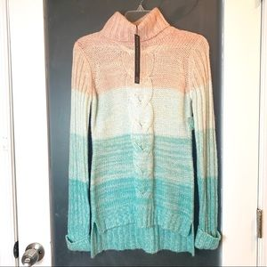 NWT Fenn Wright Mansion | Color Block Sweater S